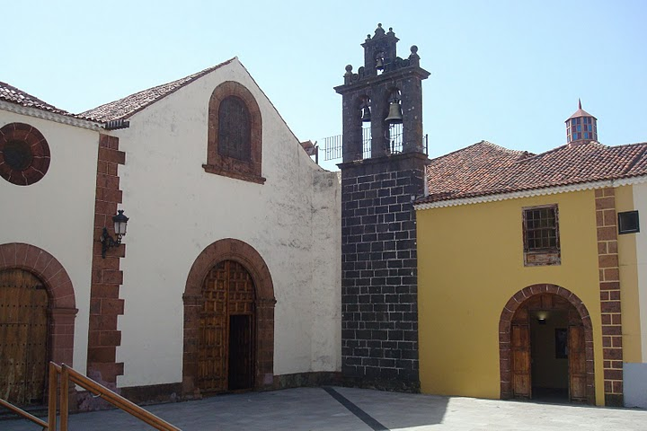 Resultado de imagen de convento santo domingo la laguna